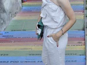 jak uszyć lniane spodnie
