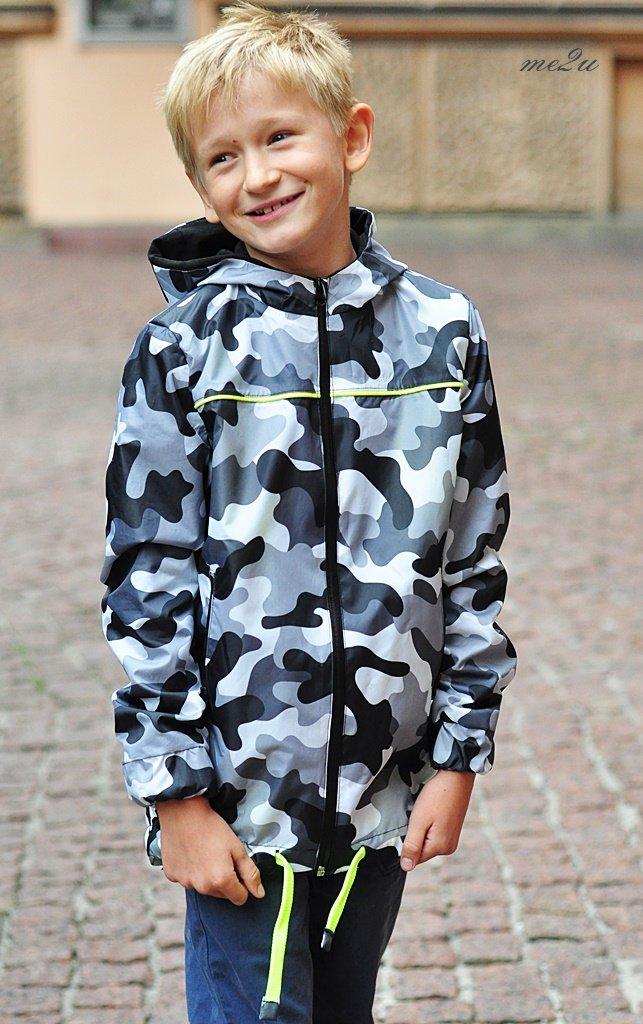 kurtka dla chłopca